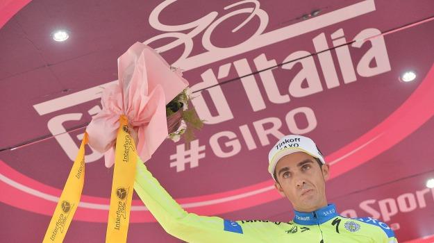 ciclismo, giro italia, tappa, Sicilia, Sport