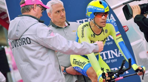 ciclismo, Giro, maglia rosa, Sicilia, Sport