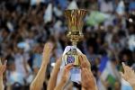 Finale di Coppa Italia, in campo la Juve mai doma e la Lazio affamata di successi