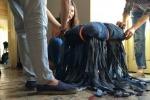 Dai jeans rottamati nasce l'eco-design siciliano