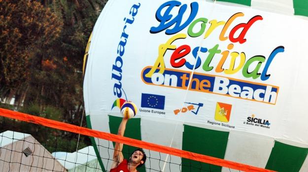 cga, italo-belga, World festival on the beach, Palermo, Cronaca