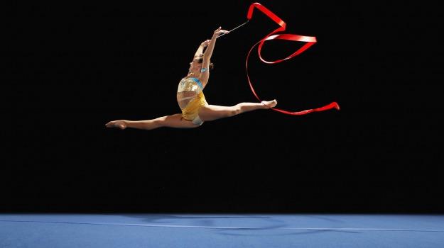 ginnastica artistica, ispica, Trapani, Sport