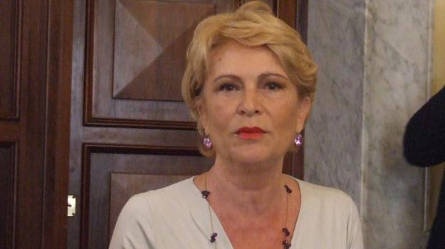giulia adamo, spese pazze ars, Giulia Adamo, Trapani, Politica