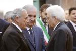 """Mattarella: """"Contro il terrorismo non rassegnarsi"""""""