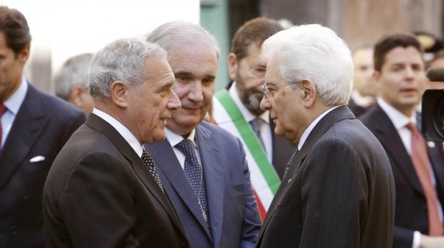 giornata della memoria, terrorismo, Sergio Mattarella, Sicilia, Politica