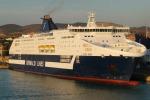 Chiusura dell'A19, al via navi veloci per il trasporto di merci da Catania
