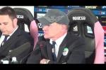 L'allenatore del Palermo, Beppe Iachini