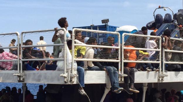 catania, immigrazione, porto, sbarchi, Catania, Cronaca