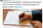 """Italicum, mancano le firme. I promotori: """"Il referendum non si farà"""""""