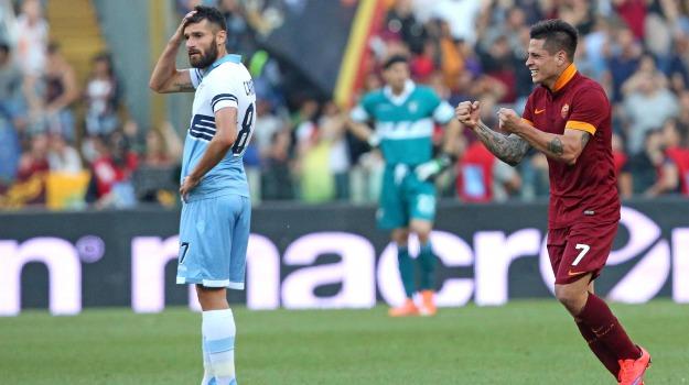 campionato, derby, Lazio Roma, SERIE A, Sicilia, Sport