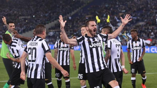 coppa italia, Juventus-Lazio, Stadio Olimpico, Sicilia, Sport