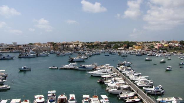 Lampedusa, Linosa, Agrigento, Economia