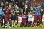 Battuto il Napoli, la Lazio in Champions. Cannonieri, Icardi agguanta Toni
