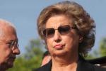 """Ragusa, la visita di Maria Falcone: """"I magistrati agiscano senza pressione"""""""