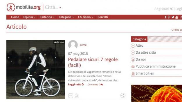 informazione, mobilità, Palermo, tema urbano, Sicilia, Società