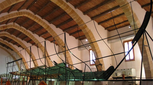 museo marsala, nave punica, nave romana, Trapani, Cultura