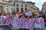 Giarre, ancora proteste per il presidio sanitario