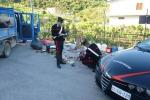 Recuperate auto e attrezzature agricole rubate a Valledolmo e Licata