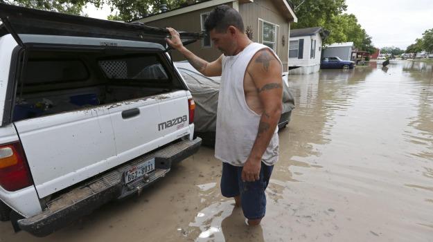 esondazioni, piogge, Stati Uniti, texas, tornado, Sicilia, Mondo