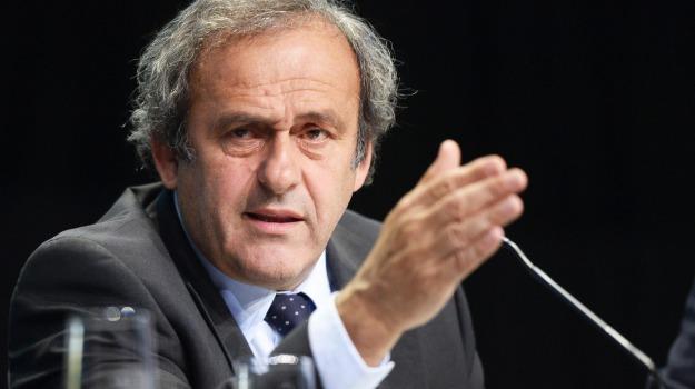 Calcio, elezioni, fifa, Michel Platini, Sicilia, Sport