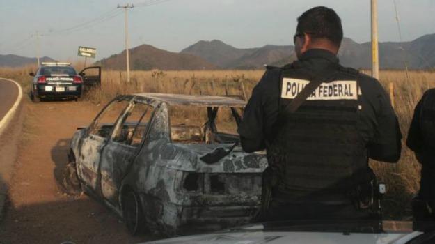 Città del Messico, messico, narcotrafficanti, scontri polizia, Sicilia, Mondo