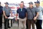 Acqua delle dighe in mare, protestano gli agricoltori a Gela - Video