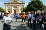 """""""Morta dopo i ritardi nei soccorsi"""", nuova protesta a Giarre"""
