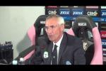 """Reja: """"Non ancora salvi, ma a Palermo un passo determinante"""" - Video"""