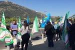 Auchan, lavoratori a rischio: protesta anche a Palermo - Video