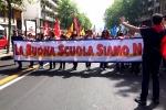 """Buona scuola, i sindacati: """"La mobilitazione continua"""""""