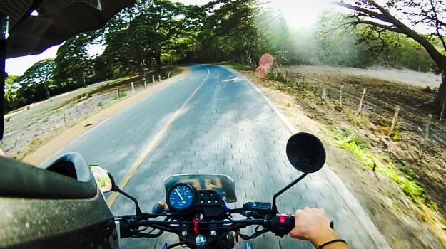 scooter, selfie, Sicilia, Società