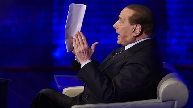 Silvio Berlusconi, Sicilia, Politica