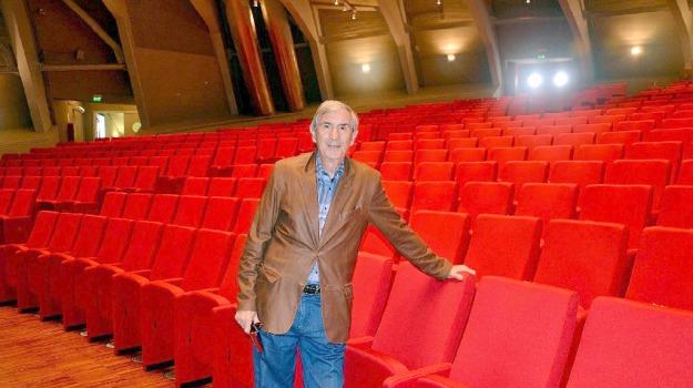Sciacca, teatro, teatro samonà, Agrigento, Cultura