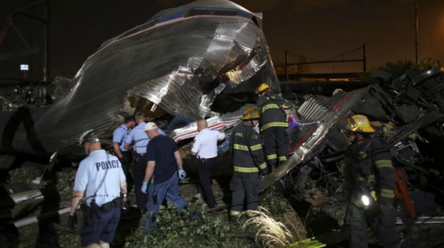 feriti, New York, treno, vittime, Washington, Sicilia, Mondo