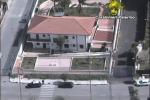 Ecco la villa che fu del boss Riina trasformata in una caserma dei carabinieri - Video