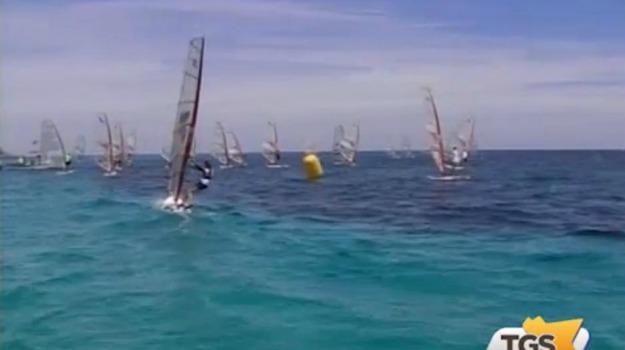 windsurf, World festival on the beach, Palermo, Sport