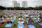 """""""Giornata dello Yoga"""", iniziative anche a Palermo - Foto"""