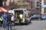 Due incidenti in poche ore nel Messinese, grave un poliziotto