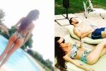 Scatti sensuali e fisico mozzafiato: ecco Antonella Mosetti al traguardo dei 40 anni - Foto