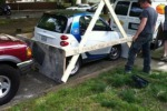 Auto parcheggiate male? Ecco le più originali... vendette