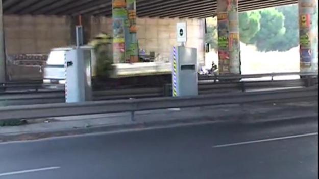 autovelox, incidenti, sicurezza stradale, Palermo, Cronaca