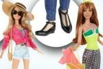 Dopo 56 anni, Barbie dice addio alle scarpe con il tacco