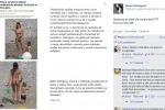 Paparazzata da un giornale sloveno, Belèn chiede la traduzione del testo... ai suoi fan - Foto