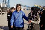 Carlotta Sami: «Frontiere chiuse, non si respinge il problema verso il paese più vicino»