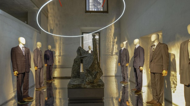 moda, mostra, Sicilia, Società