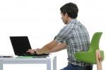 La vita sedentaria rende ansiosi: dito puntato contro pc e tv