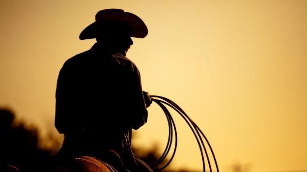 cowboy, moda, Sicilia, Società