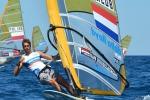 Europei open, a Mondello brilla l'olandese Van Rijsselberghe