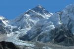 I ghiacciai dell'Everest perderanno oltre il 70% del volume