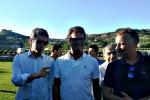 Calcio giovanile, Fabio Capello in visita a Salemi